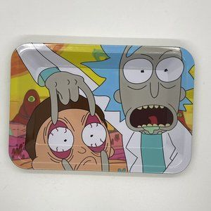 Other - Rick and Morty Rolling Tray 5 X 7
